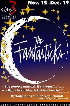 The Fantasticks Musical at Stage 3 Theater in Sonora California