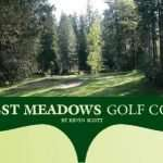 Forest Meadows Golf Course In Murphys CA