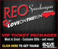 REO Speedwagon and Pat Benetar & Edwin Mcain at Ironstone Amphitheatre