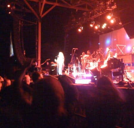 Sheryl Crow At Ironstone Amphitheatre