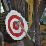 Sierra Nevada Logging Jamboree 15th Annual In White Pines California