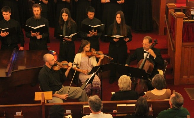 Sonora Bach Festival