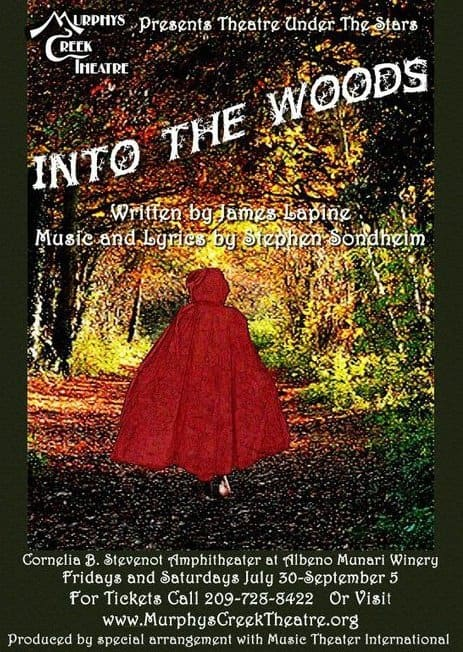 Into the Woods presented by Murphys Creek Theater