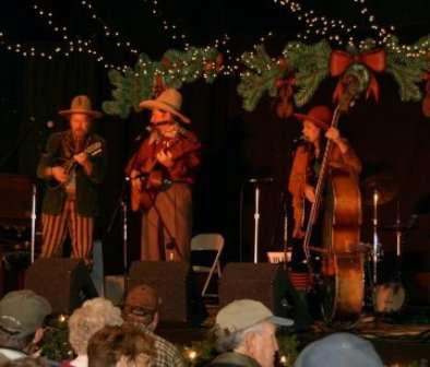 Sonora Christmas festival