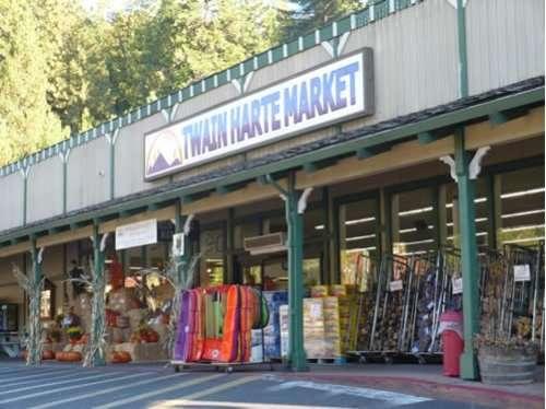 Twain Harte Market - Twain Harte Grocery Store