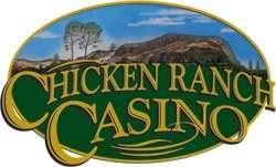 Chicken Ranch Casino Bingo Jamestown California