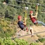 Moaning Caverns Reviews Twin Zip Lines Coupons Weather Rappeling