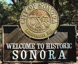 Sonora CA Vacation Rentals