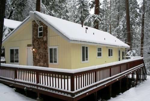 Twain Harte Cabin Rental