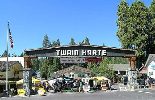 Twain Harte California