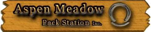 Aspen Meadows Pack Station