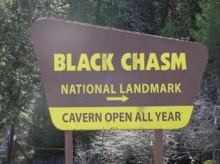 Black Chasm Caverns In Calaveras County
