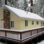 Dodge Ridge Lodging – Large Cabin For Rent