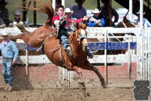 Oakdale Rodeo In Oakdale California