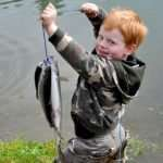Twain Harte Lake Fishing – So Much Fun For The Kids!