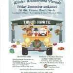 Twain Harte Winter Wonderland Parade, Tree Lighting, and Singalong