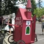 Royal Flush Crapper Derby in Twain Harte