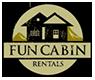 Fun Cabin Rentals Logo